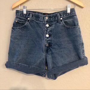 Vintage Sasson Denim Shorts